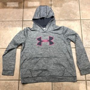 Under Armour Girls Youth XL Sweatshirt